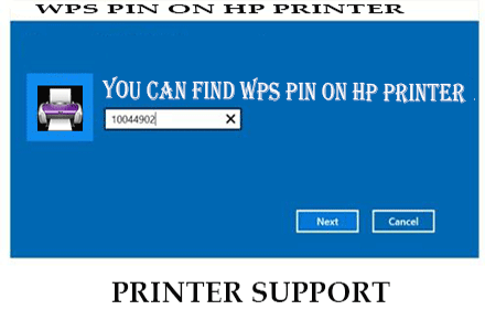 wps pin hp printer | How to find WPS Pin on HP Printer
